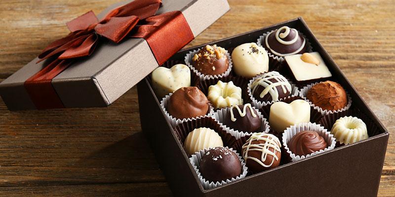 Kutu Çikolatalar