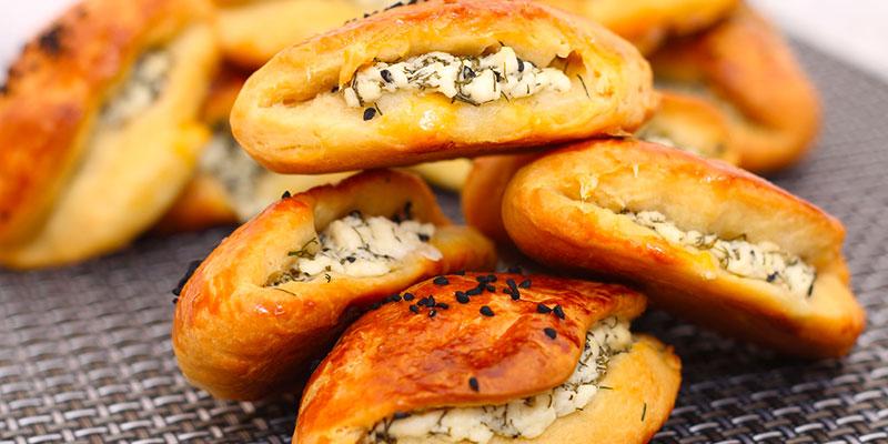 Peynirli Poğaça